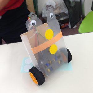 手作りロボット4