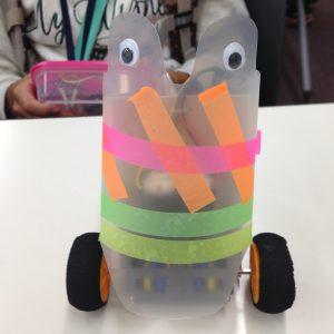 手作りロボット1
