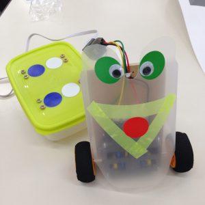 手作りロボット5