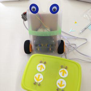 手作りロボット3