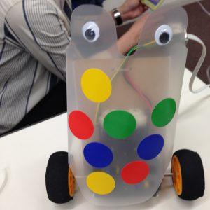 手作りロボット2