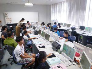 Scratchをつかったプログラミング教室